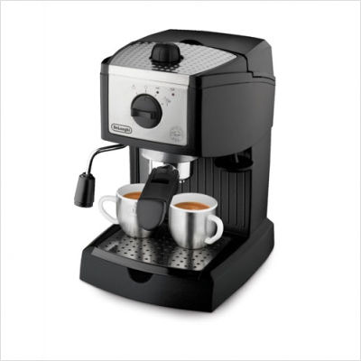 15-Bar+Pump-Driven+Espresso+Machine