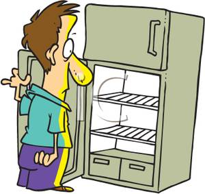 A_Man_Looking_Inside_an_Empty_Refrigerator_Royalty_Free_Clipart_Picture_090912-179092-448054